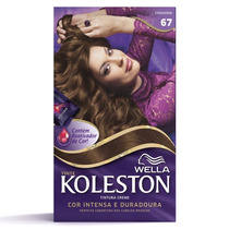 Tintura Koleston Kit Chocolate N.67
