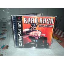 Road Rash Jailbreak - Patch Para Ps1, Ps2 E Pc - Completo