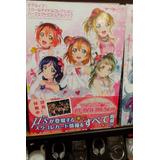 Artbook Libro De Ilustraciones Love Live Japones!