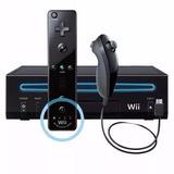 Nintendo Wii Original Control Nunchaku Garantía