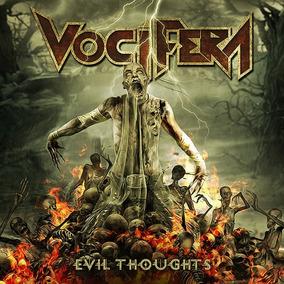 Vocífera Evil Thoughts - Cd - Importado!