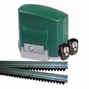 Kit Motor Para Portão Automático Deslizante Seg 1/4hp