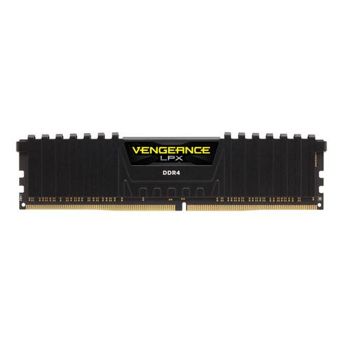 Memoria RAM 16GB 2x8GB Corsair CMK16GX4M2A2400C14 Vengeance LPX