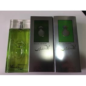 Perfume Salvador Dali Agua Verde 100ml Original