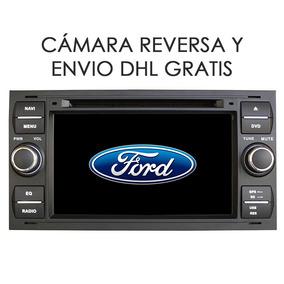 Estereo Gps Ford Fiesta St Transit Focus Pantalla Dvd Usb