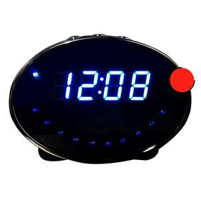 Camara Espia Oculta Reloj Inalambrica Wifi Hd Ip 1080p Ir Sd