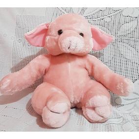 Pelúcia Porco - Coleção Parmalat