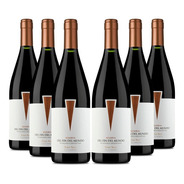 Vino Reserva Del Fin Del Mundo Pinot Noir Pack X 6 Unidades