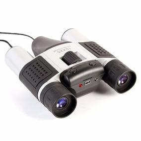 Binóculo Digital Espião Câmera Filma E Fotografa