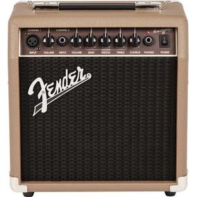 Fender Acoustasonic 15inch 15-watt Portable
