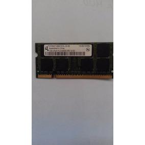 Memoria Ram De 1gb Ddr2 Para Laptop