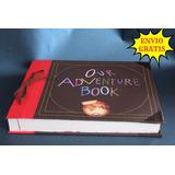 Libro De Aventuras Pelicula Up ( 100 Hojas Gruesas)