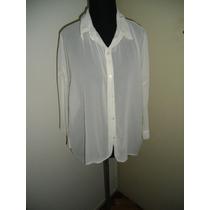 Camisa Transparente Vilaro