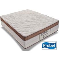 Colchão Casal Luxo Pró Dormir Naturalle Premium Pocket
