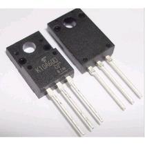 Transistor Mosfet K10a60d K10a60 (600v. 10a) To220