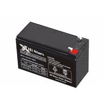 Bateria Gel 12v 7ah 7a Recargable Alarma Ups Emergencia 127