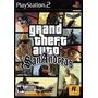 Jogo Patch Grand Theft Auto San Andreas Em Português Ps2