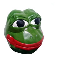 Mascara Sapo Pepe Frog Meme Rana
