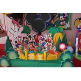 Chupetera Grande De La Casa De Mickey Y Sus Amigos,