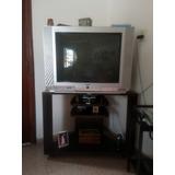Televisor Hypson 25 Pulg De Pantalla Con Mesa Y C/remoto