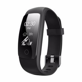 Pulseira Inteligente Smartband Id107 Plus Monitor Cardiaco