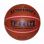 Pelota Basquet Spalding Nº 6 Tf-elite Nba Cuero Femenino