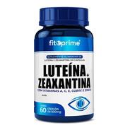 Luteína 20mg + Zeaxantina 3mg Vitaminas A C E Zinco 60cps