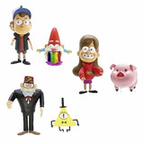 Dipper , Mabel Gravity Falls , Stan Bills Pack X 3