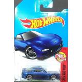 Hot Wheels 95 Mazda Rx7 Lote P 2017