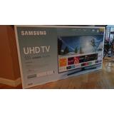 Televisor Samsung 4k 55 Smart Tv Wifi Internet Uhd