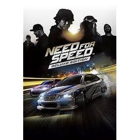 Need For Speed Deluxe Edition Codigo 25 Digitos Xbox One