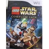 Lego Star Wars The Complete Saga Nuevo Sellado Para Wii