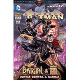 A Sombra Do Batman Os Novos 52 - # 13 - Ed.panini