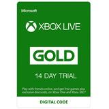 Xbox Live Gold 14 Dias Membresia 14 Días Código Trial