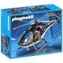 Playmobil 5563 Helicoptero Policia Unidad Especial Original
