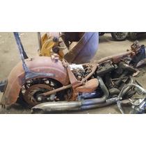 Motocicleta Yamaha Road Star 1600 99 Partes Chopper Partes