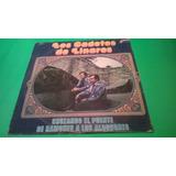 Disco Lp Los Cadetes De Linares - Cruzando El Puente