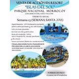 Venta De Acción En Resort Islas Del Sol Chichiriviche.falcon