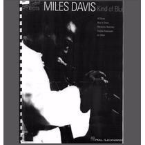 Partituras Piano Tromepta Mile Davis King Of Blues