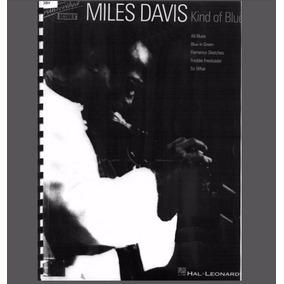Partituras Piano Tromepta Mile Davis King Of Blues