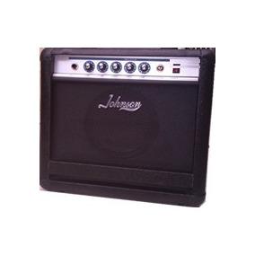 Amplificador Para Bajo Johnson 15 Watts.rock Center