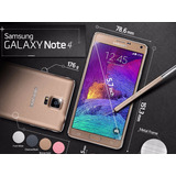 Celular Samsung Note 4 Grado B Desbloqueado De Fabrica