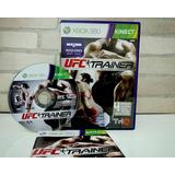 Ufc Personal Trainer Kinect Xbox 360 Original