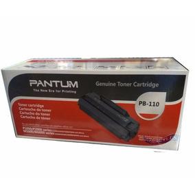 Toner Pantum Pb-110 Negro Original Super Oferta!!!!