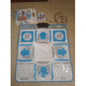 Alfrombra Para Wii Dance Dance Revolution + Juego Original