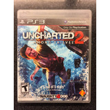 Uncharted 2, Among Thieves Para Playstation 3
