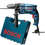 Furadeira Industrial 1/2 Gsb 16re 750w C/ R. E Maleta Bosch