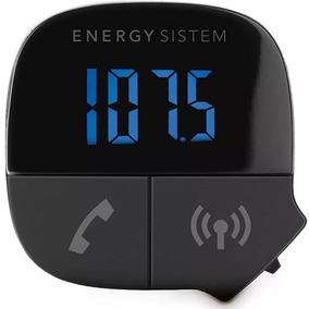 Transmisor Fm Para Auto Energy Sistem Ey-424313 Bluetooth