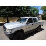 Completamente Original, Vendo Toyota Hilux 3.0 Dc 4x2 D 2001