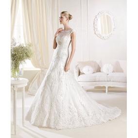 Hermoso Vestido De Novia Importado Nuevo Talle8.10 En Stock